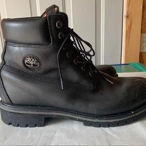 Timberland Mens High Top Boots 12.5